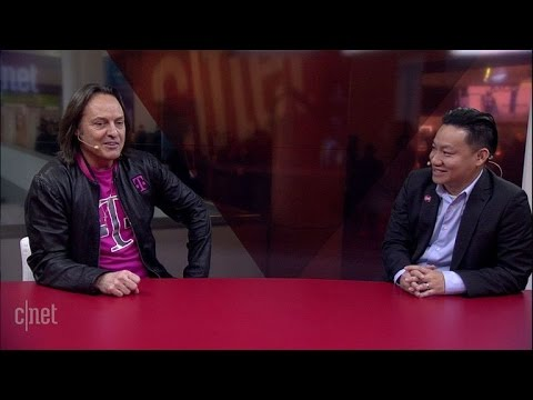 T-Mobile CEO to cable: Welcome, and get ready to get your ass kicked