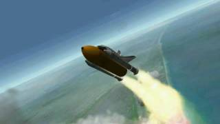 Near Disaster: Space Shuttle Loses Control (Orbiter Spaceflight Simulator)