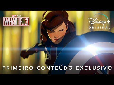 What If…? | Marvel Studios | Primeiro Conteúdo Exclusivo Legendado | Disney+