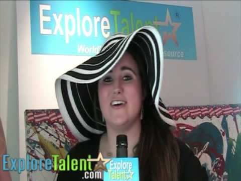 HSM Actress KayCee Stroh Shares Audition Tips with ExploreTalent