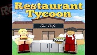 Mc. Donald a japanise (Restaurant Tycoon) Roblox #2 /w Adius