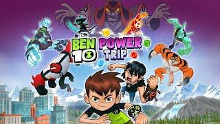 Ben 10: Power Trip Gameplay Español - En busca de los aliens 🤔