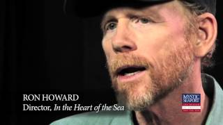 Ron Howard On Nathaniel Philbrick And In The Heart Of The Sea