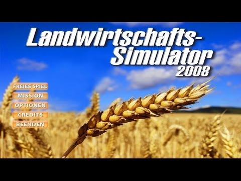 Landwirtschafts-Simulator 2008.  Краткий обзор