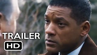Concussion Official Trailer #1 (2015) Will Smith Drama Movie HD