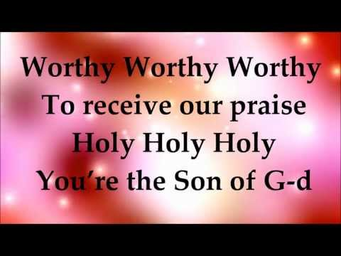 Worthy - Paul Wilbur - Lyrics
