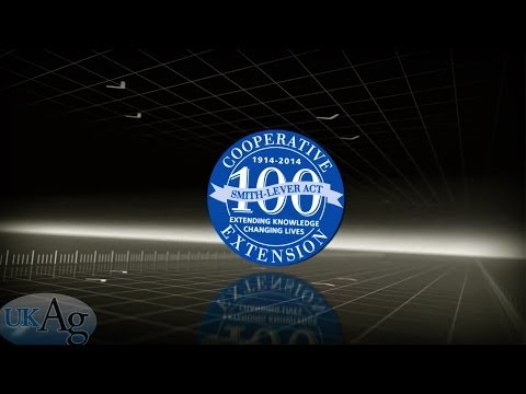 Cooperative Extension - Celebrating 100 Years of Extending Knowledge and Changing Lives