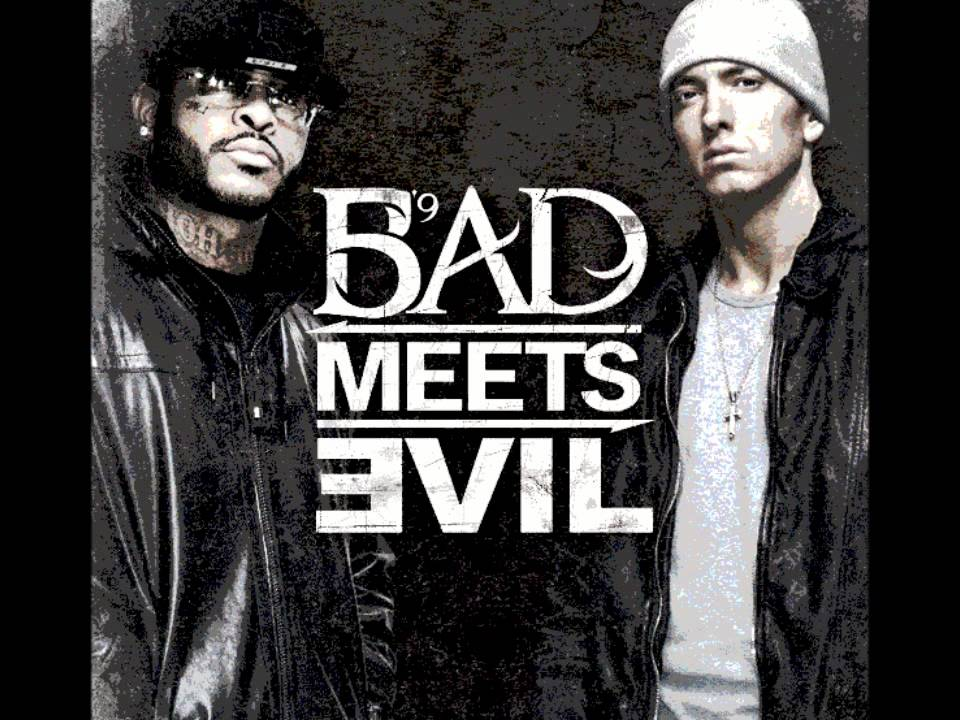 Eminem & Royce Da 5'9 - Above the Law (Bad Meets Evil) - YouTube