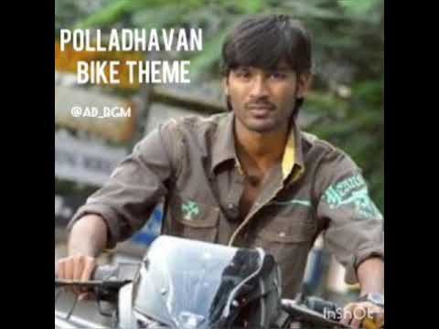 Polladhavan Bike Theme \ AD_BGM