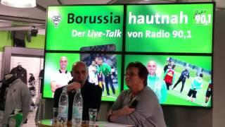 Reportage mit Andre Schubert Borussia Shop