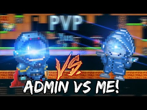 Pixel Worlds | Developer vs. Player! ft. Commander_K