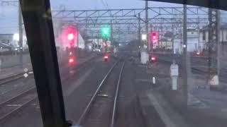(廃止列車前面展望)783系特急有明4号 吉塚行