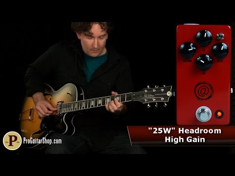 JHS Pedals The AT - Andy Timmons Signature Overdrive