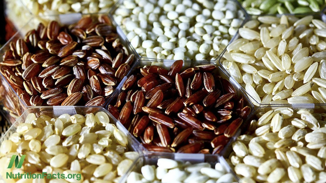 Which Rice Has Less Arsenic: Black, Brown, Red, White, or