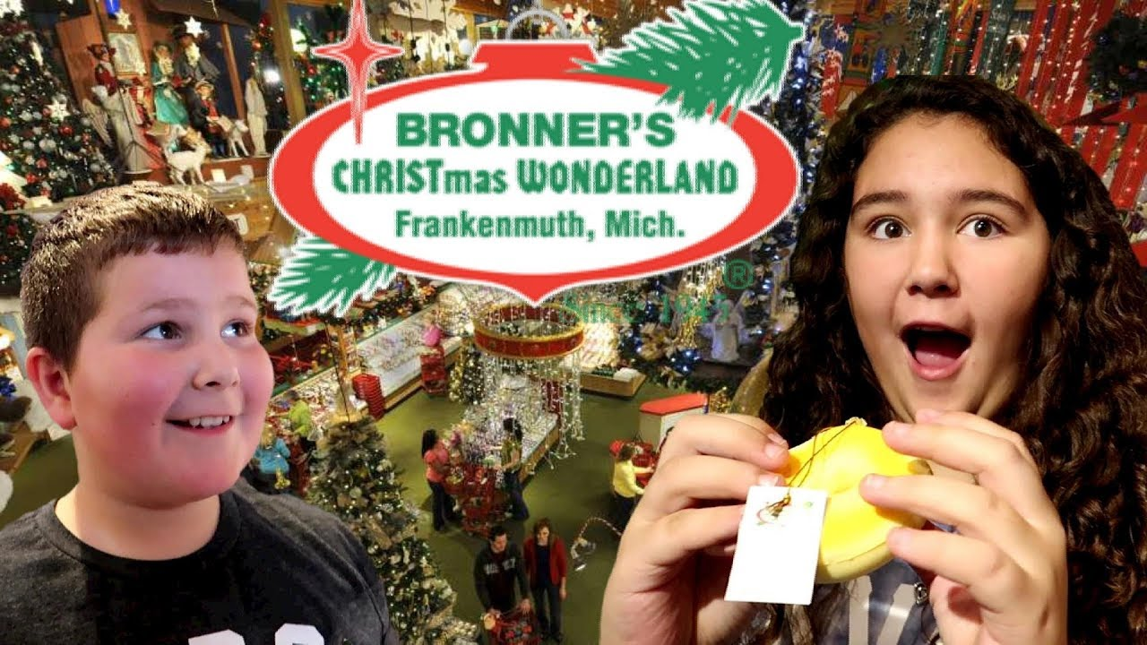 the worlds largest christmas store - Worlds Largest Christmas Store