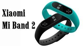 xiaomi Mi Band 2 - умный фитнес браслет  умный будильник. Подробнейший обзор и распаковка