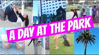A Day At The Park || Beautymichy14