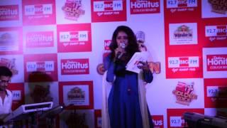 RJ Rapid Rashmi ( 92.7 BIG FM) @ BIG Golden Voice Junior