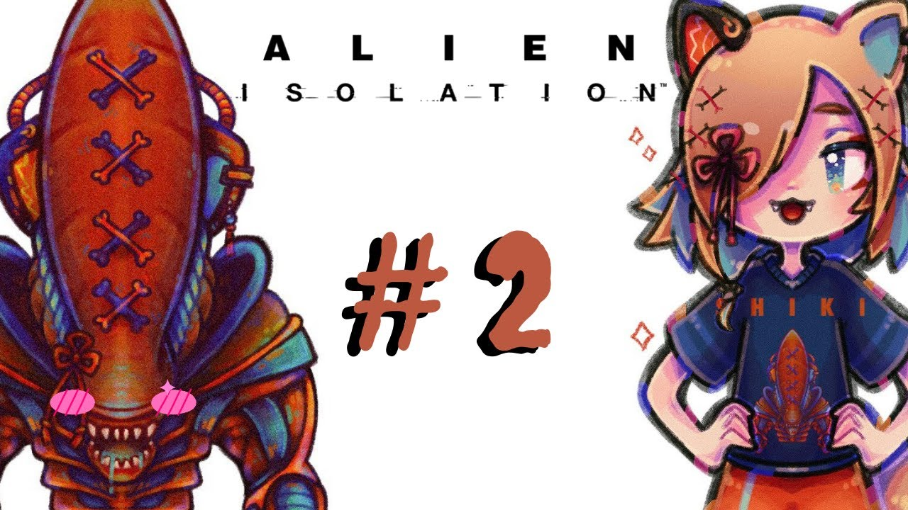 Download 【Alien Isolation】WE GET FULL XENOMORPH ACCESS NOW, RIGHT!? ////【PRISM Project Gen 3】