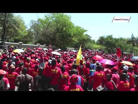 Julius Melema call for Armed Revolution against White Supremacist in South Africa