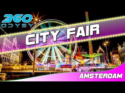 Amsterdam City Fair (360° VR)