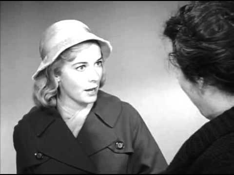 """The Twilight Zone """"Mirror Image"""""""