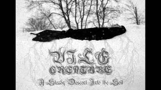 Vile Creature - A Steady Descent Into The Soil (lyric)