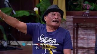 The Best Ini Talk Show Ngakak Pak RT Jadi Nelayan