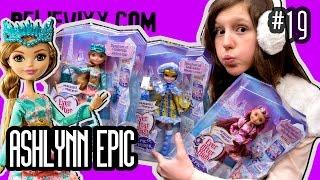 СУПЕР НОВИНКИ 2016 новые куклы Эвер Афтер Хай Ashlynn Ella Epic Winter обзор на кукол Эвер Афтер