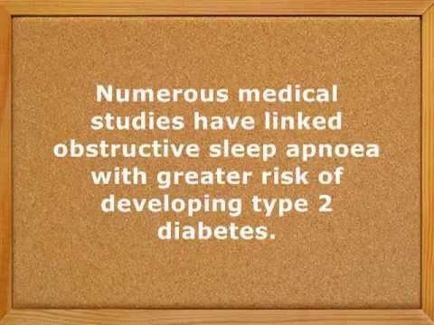 Sleep Apnoea and Diabetes | Sleep Apnea and Diabetes