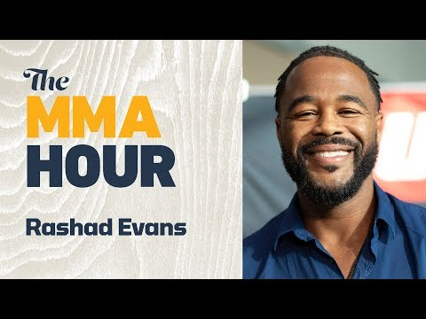 Rashad Evans Discusses UFC Hall Of Fame Induction, Career Legacy