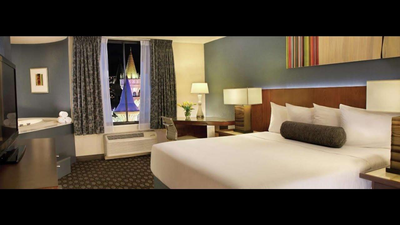 Excalibur Las Vegas Royal Tower King Renovated Rooms New