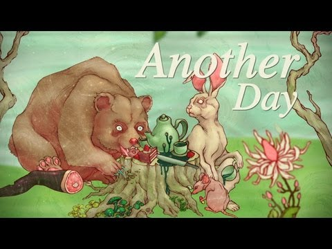 The Bunny The Bear - Another Day (Lyric Video)