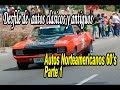 Autos Clásicos y Antiguos - Norteamericanos 60's Parte 1
