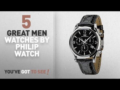 Top 10 Philip Watch Men Watches [ Winter 2018 ]: Philip Watch Heritage R8271908001 men's quartz
