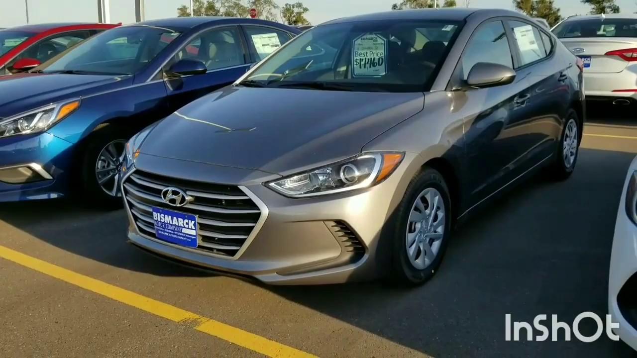 2018 Hyundai Elantra Se Models