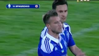 Миколаїв - Динамо - 0:3. Відео другого голу Ярмоленка