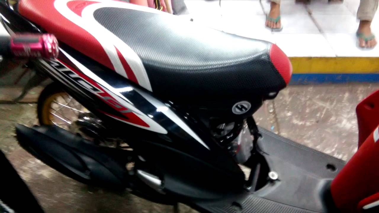 kumpulan modifikasi mio gt road race