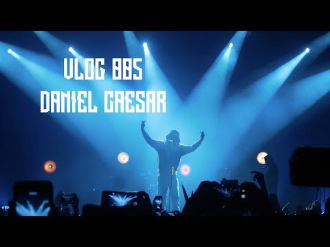 WE WATCHED DANIEL CAESAR LIVE IN JAKARTA!