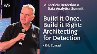 Tactical Detection & Data Analytics Summit 2018 thumb