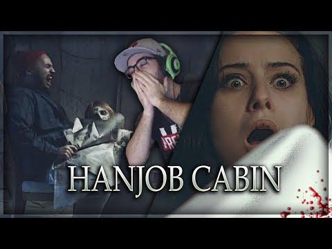 REACTION TO HANDJOB CABIN