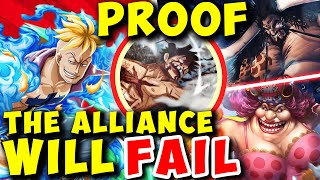 Proof the Wano Alliance Will Fail!