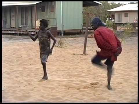 Aboriginal song and dance in Numbulwar, Arnhem Land, Australia