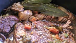 Asian Fusion Classic Pot Roast Recipe
