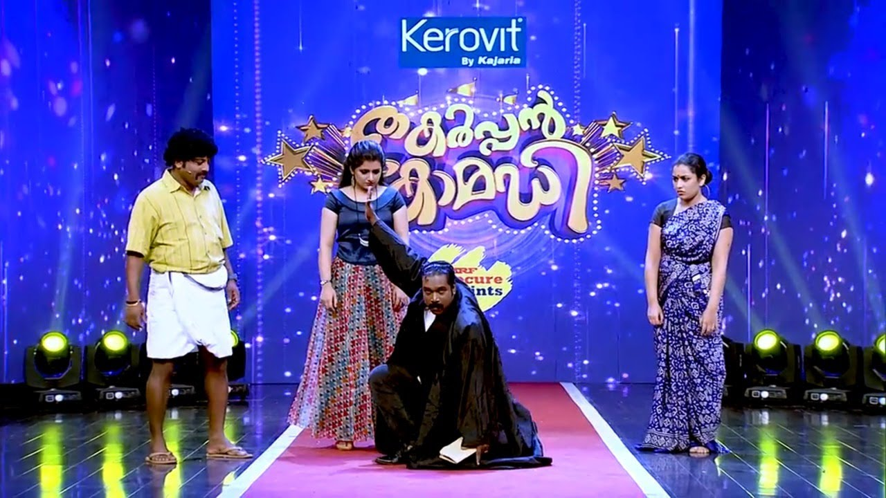 #ThakarppanComedy I Unlimited dose of entertainment I Mazhavil Manorama