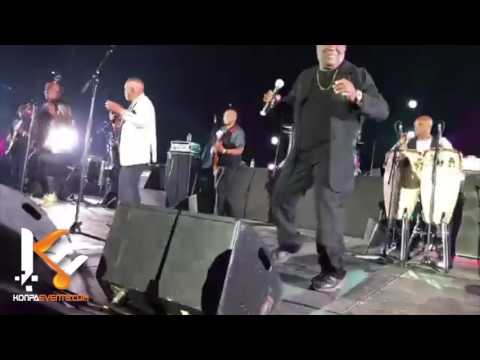 Tabou Combo & Mickael Guirand - Live Video Performance @ La Nuit Du Konpa : Bercy  4:8:17
