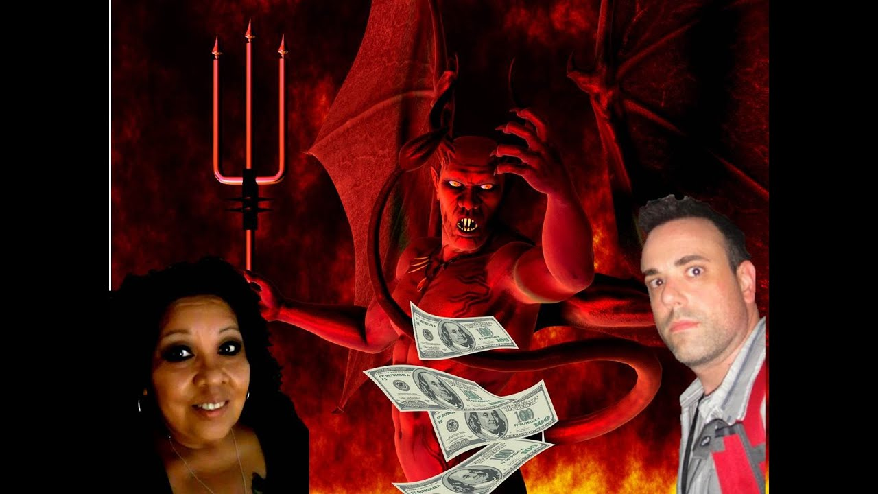 how to make a pact with the devil for money