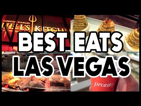 5 Best Places To Eat In Las Vegas RIGHT NOW