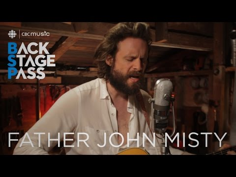Father John Misty  CBC Music Backstage Pass