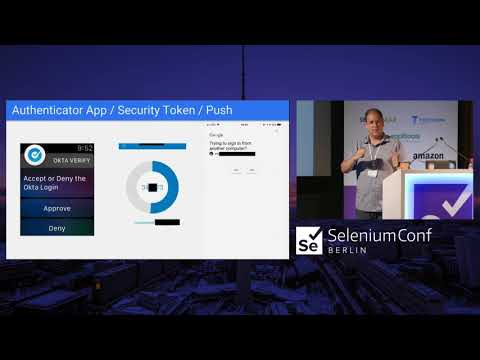 Automating Multi-Factor Authentication | Or Polaczek